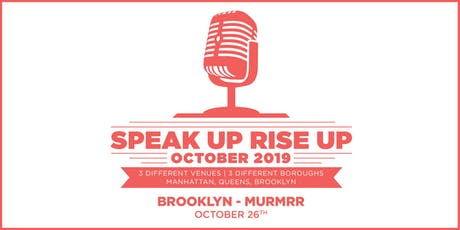 Speak Up, Rise Up Festival tickets