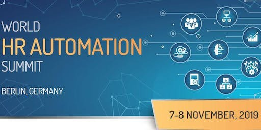 World HR Automation Summit