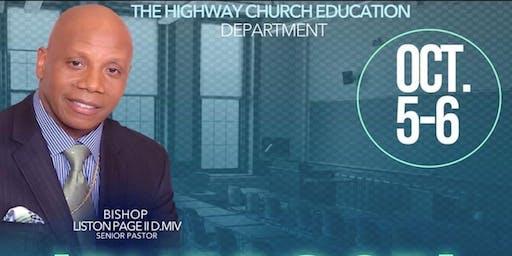 Highway Church Educational Launch