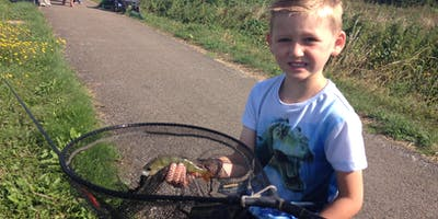 Free Let's Fish!  - Sefton - Learn to Fish Sessions