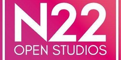 N22 Open Studios 2019 - 9/10 November 2019 tickets