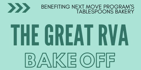 The Great RVA Bake Off tickets
