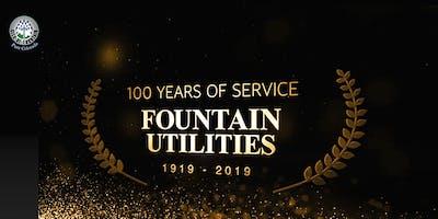 Fountain Utilities 100 Year Anniversary Celebration