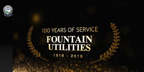 Fountain Utilities 100 Year Anniversary Celebration tickets