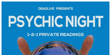 The Pinewoods Formby Halloween Psychic Night tickets
