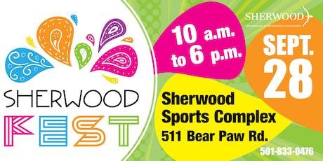 Sherwood Fest Armbands tickets
