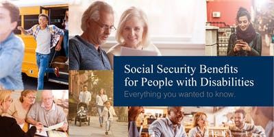 Social Security Benefits for People with Disabilities
