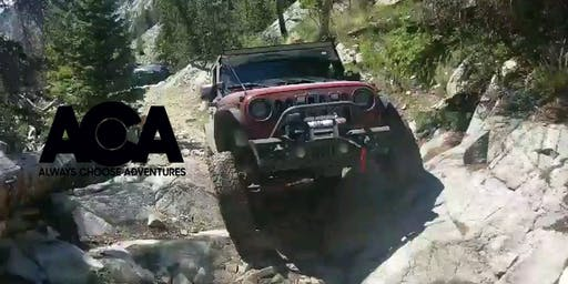 ACA Unplugged OffRoad Adventure-Jones Pass
