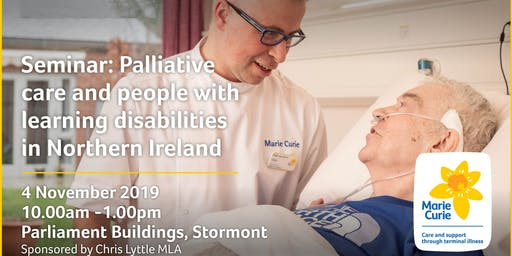 Palliative care and learning disability in Northern Ireland
