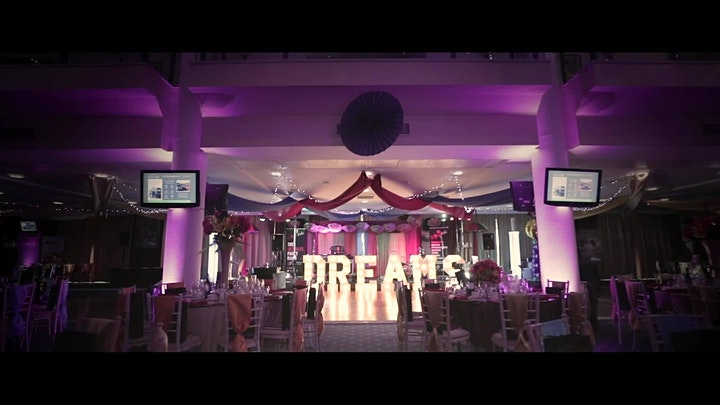 Macmillan  'Hopes & Dreams' Charity Ball - Presenting The Enchanted Forest image