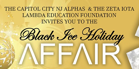 Black Ice Holiday Affair supporting ZIL Education Foundation tickets