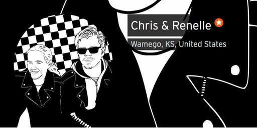 Chris & Renelle -  Concert at VERGE