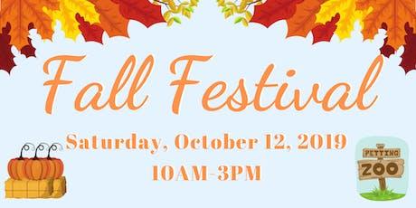 Fall Festival at Cason Children's Center! tickets