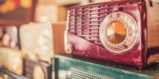 Book Launch:  Radio Drama