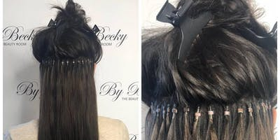 HAIR EXTENSION MASTER CLASS - Glasgow