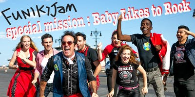 FunikiJam's Special Mission: Baby Likes to Rock!
