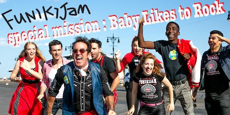 FunikiJam's Special Mission: Baby Likes to Rock! tickets