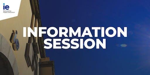 121 Information Session - Beijing