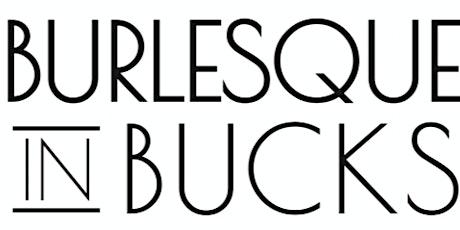 Burlesque in Bucks tickets
