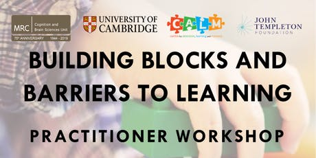 Building Blocks and Barriers to Learning - Tralee tickets