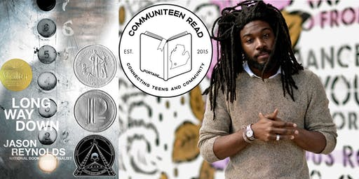 Meet Author Jason Reynolds