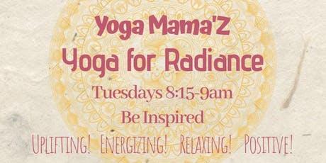 Radiant Yoga tickets