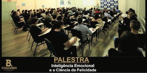 Palestra | Inteligência Emocional e a Ciência da Felicidade