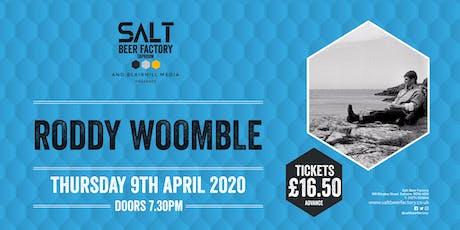 Roddy Woomble tickets