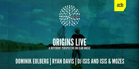 Origins LIVE tickets