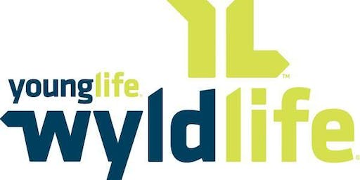 WyldLife (Jr High Younglife) **** Junior High Students Only ****