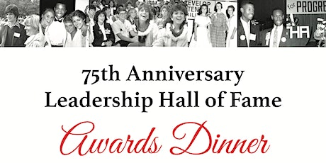 FCCLA 75th Anniversary Leadership Hall of Fame Awards Dinner tickets