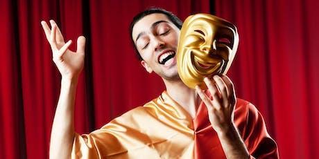 Open day- Dizione, Teatro e Tec.Suono - Delta Rho biglietti