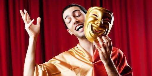 Open day- Dizione, Teatro e Tec.Suono - Delta Rho