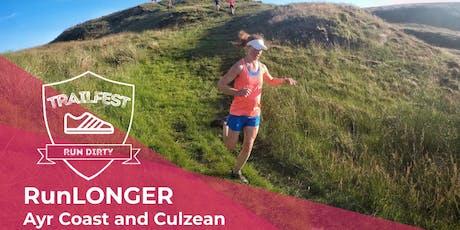 RunLONGER: Ayr Coast and Culzean 10km tickets