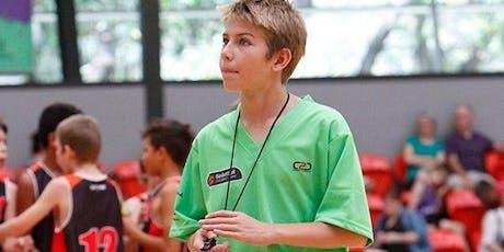 Margaret River Basketball WA Association Beginner Referee Course Level 0 tickets