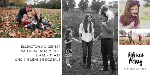 Rebecca McVay Photography | Nashville Fall Sessions