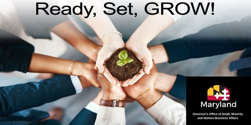 Ready, Set, GROW! Allegany County