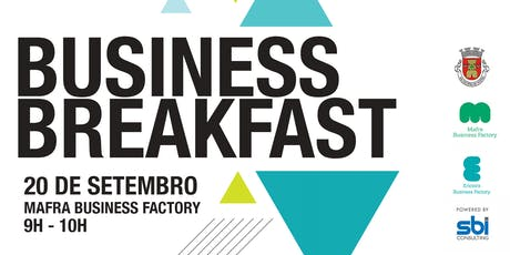 Business Breakfast bilhetes