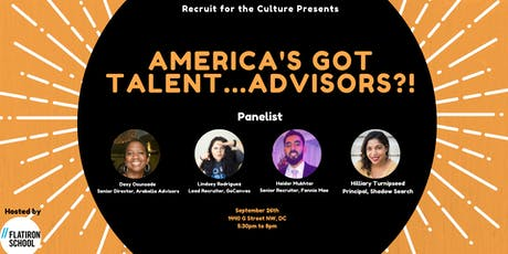 America's Got Talent...Advisors?! Pro-Tips from Leading Experts! tickets