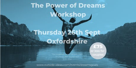 The Power of Dreams - Workshop tickets
