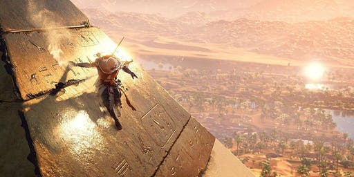 Exploring Ancient Egypt and Greece through Assassin's Creed (Mcr Classical Association)