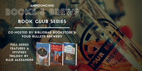 Books & Brews tickets