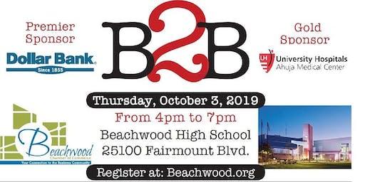 2019 Beachwood Chamber B2B Expo