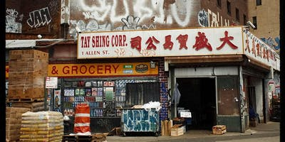 Chinatown Street Photography Workshop