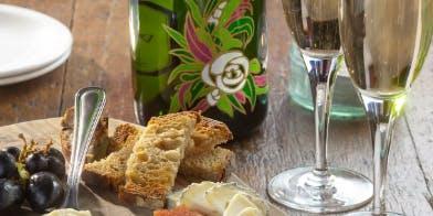 TUTORED Champagne & Cheese Tasting DINNER | COVENT GARDEN