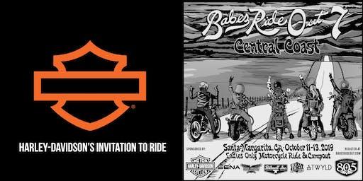 Harley-Davidson's Invitation to Ride