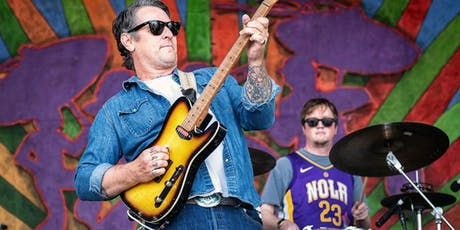 Eric Lindell & the Natural Mystics with Anson Funderburgh tickets