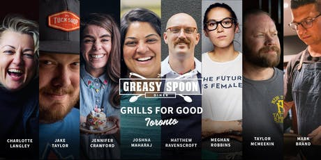 Grills for Good x Toronto tickets