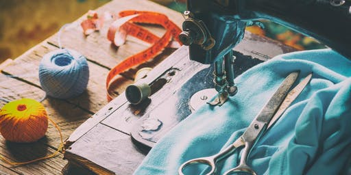 Basic Sewing Machine Skils: free workshop