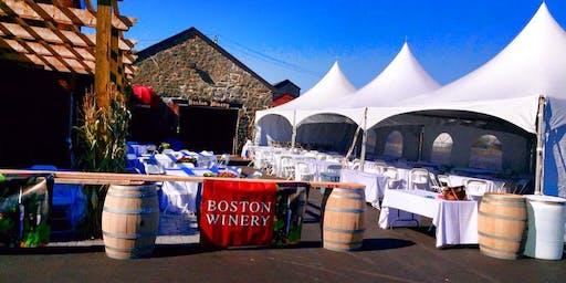 Boston Winery Pig Roast!